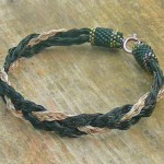 3 braid bracelet